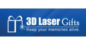 3D Laser Gifts Promo Code