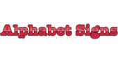 Alphabet Signs Promo Code