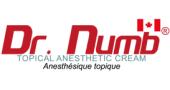 Dr. Numb CA Promo Code