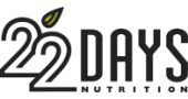 22 Days Nutrition Promo Code