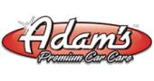 Adam's Premium Car Care Promo Code