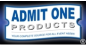 Admit One Products Promo Code