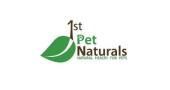 1st Pet Naturals Promo Code