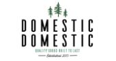 Domestic Domestic Promo Code