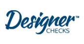 Designer Checks Promo Code