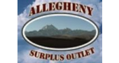 Allegheny Surplus Outlet Promo Code