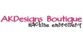 AKDesigns Boutique Promo Code