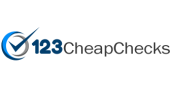 123 Cheap Checks Promo Code